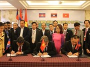 Cambodian, Lao, Vietnamese senior officials gather in Dak Nong