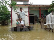 Central provinces continue to struggle with floods