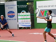 No 4 seed Nam out of Men's Futures singles
