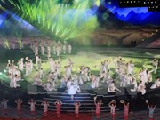 Chinese students impressed by youth festival in Vietnam