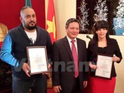 Algerian reporters win VN's external information service awards