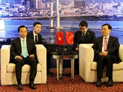 Vietnam, China look towards stronger locality-to-locality links