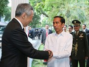 Singapore, Indonesia step up cooperation