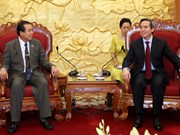 Laos values cooperation with Vietnam in border area development