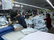 Garment industry foresees rough 2017