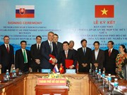HCM City, Slovakia's Kocise city set up bilateral ties