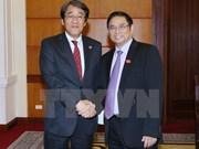 Ambassador: Japan values ties with Vietnam