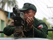 Myanmar: 35 suspected violent attackers arrested
