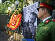 Vietnamese people grieve for Fidel Castro