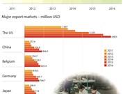 Footwear export nears 60 billion USD in 6 years