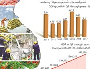 GDP growth slows down in Q1, 2017