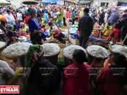 A tour around biggest ethnic market in Lai Chau