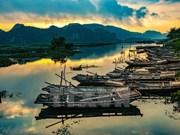 Spectacular beauty of Van Long Nature Reserve