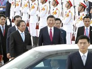 More leaders from APEC economies arrive in Da Nang