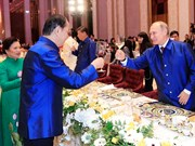 Gala dinner welcomes APEC economic leaders