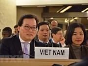 Vietnam will work harder to ensure human rights: ambassador