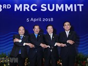 Prime Minister Nguyen Xuan Phuc attends third MRC Summit