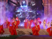 Heaven worship ritual of Vietnam's first feudal state re-enacted