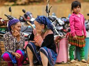 Can Cau Market - untouched ethnic identity in northwest of Vietnam