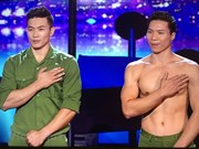 Vietnamese shine at Britain's Got Talent