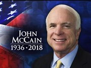 Senator McCain - who helps lay foundation for Vietnam-US ties - passes