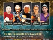 Vietnam International Finger-Style Guitar Festival