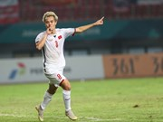 Vietnam enters ASIAD football semifinals for first time