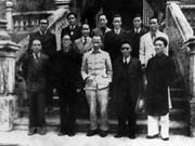 Photos recall August Revolution, foundation of Vietnam