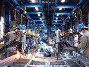 Vietnam's industrial production expands over 11 pct