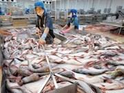 Tra fish shipments give hope to aquatic product exports