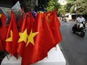 Hanoi's flag making village Tu Van