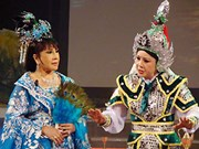Cai Luong opera festival takes place in southern Vietnam
