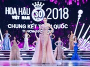 Quang Nam's girl crowned Miss Vietnam 2018