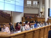 Vice President active in 2nd Eurasian Women's Forum