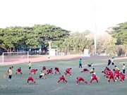 AFF Suzuki Cup: Vietnamese players get ready for first match