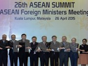 Chairman's Statement of 26th ASEAN Summit issued