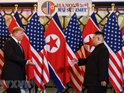 Int'l media shows optimism about DPRK-USA Summit's outcomes