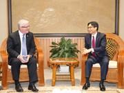 Deputy PM hails ambassador's dedication to Vietnam-Australia ties