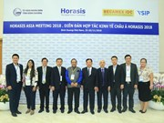 Horasis Asia Meeting 2018 kicks off in Binh Duong