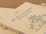 Books on architecture of Vietnam's communal houses released