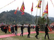 Long Tong festival- cultural beauty of ethnic people in Ha Giang