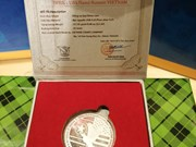 Vietnam issues silver coins to celebrate DPRK-USA Summit