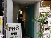 Famous Hanoi noodle shop opens Tokyo franchise