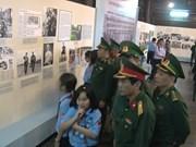Exhibition spotlights US unjust war in Vietnam