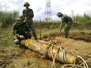 UXO kills more than 40,000 people in Vietnam