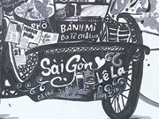Teenage girl wins design contest with drawing of special cyclo