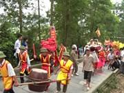 Ha Nam celebrates Doi Son Pagoda Festival