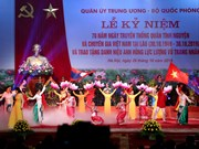 70th anniversary of traditional day of volunteers and experts in Laos
