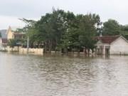 Phu Yen province inundated after storm