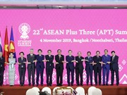 Prime Minister attends ASEAN Plus Three Summit